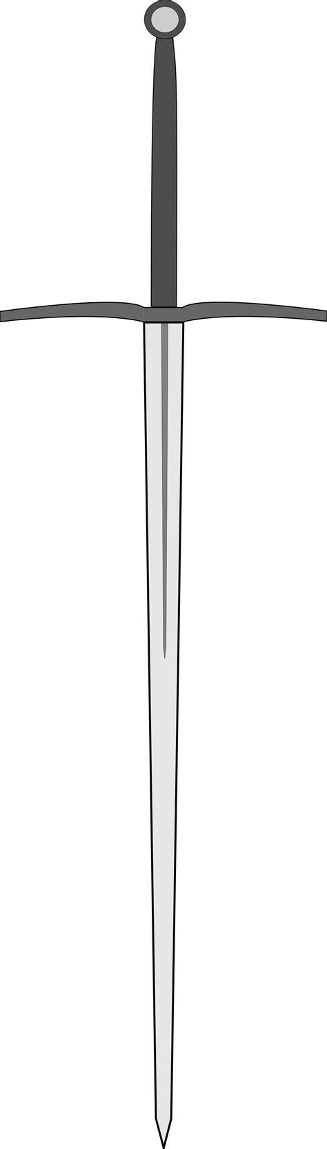 onlinelabels clip art  handed sword