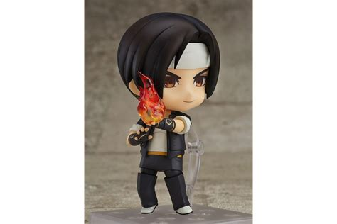 Nendoroid Kyo Kusanagi Classic 683 King Of Fighter Xiv nendoroid the king of fighters xiv kyo kusanagi classic ver smile company mykombini