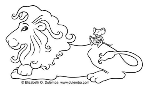 coloring pages lion and mouse the lion and mouse coloring pages coloring pages