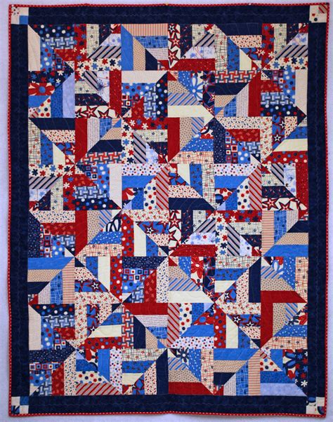 the quilter twist quilt of valor
