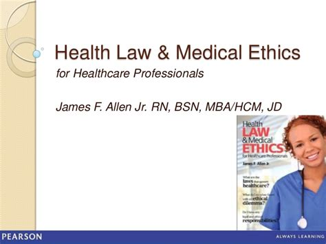 Mba Vs Bsn by Allen Engaging Students In And Ethics Ppt