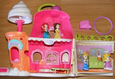 my little pony doll house other doll houses hasbro mini my little pony quot ponyville