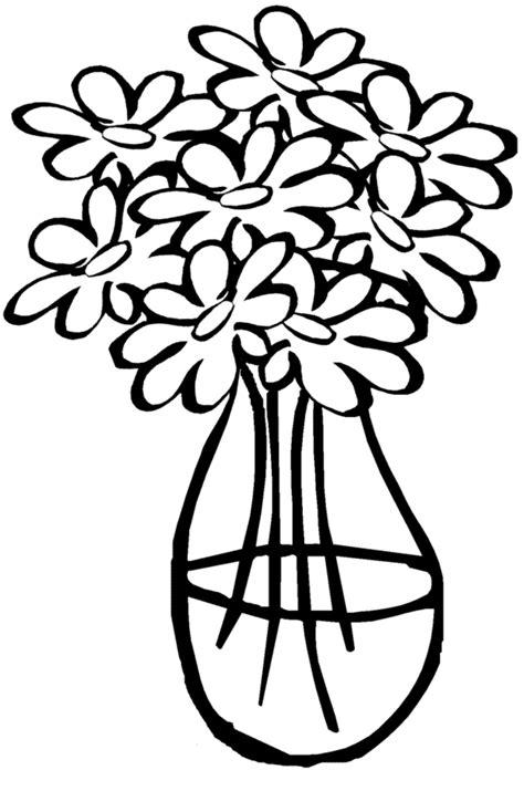 disegni di vasi sta disegno di vaso con acqua da colorare
