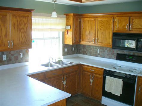kitchen countertops refinished in flint before