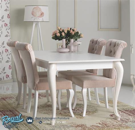 Kursi Meja Makan Minimalis Cantik Jati Jepara kursi makan minimalis modern cantik terbaru bellona
