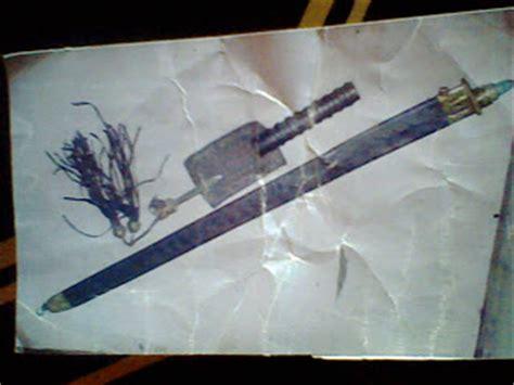 Samurai Gesper pedang samurai tahun 1213