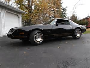 Automobile Upholstery Shops 1981 Pontiac Firebird Turbo Formula For Sale In