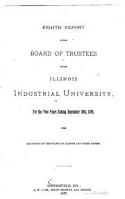 annual report of the board of regents of the smithsonian institution showing the operations expenditures and condition of the institution for the year ending june 30 1916 classic reprint books annual report of the board of trustees of the illinois