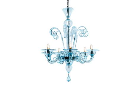 Dwr Lighting by Murano Glass Chandelier Design Within Reach