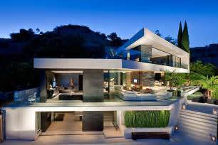 awesome modern houses modern hollywood mansion openhouse by xten architecture