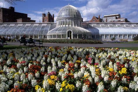Belfast Botanic Gardens And Palm House Belfast Belfast Botanic Gardens