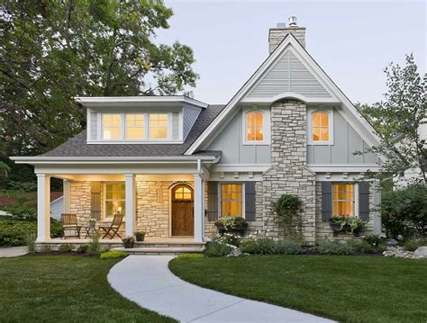 stone cottage style homes cottage style homes exteriors updating the exterior of a small stone house hooked on