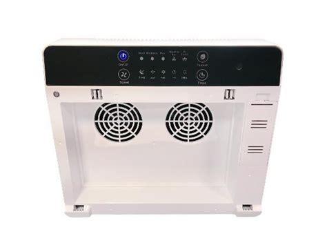 wall mountable uvc air purifier  hepa filter germaway uv