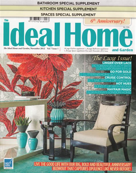 ideal home ideal home november 2012
