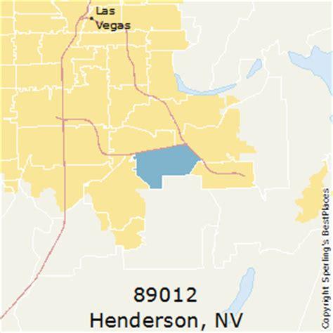 zip code map henderson nv best places to live in henderson zip 89012 nevada