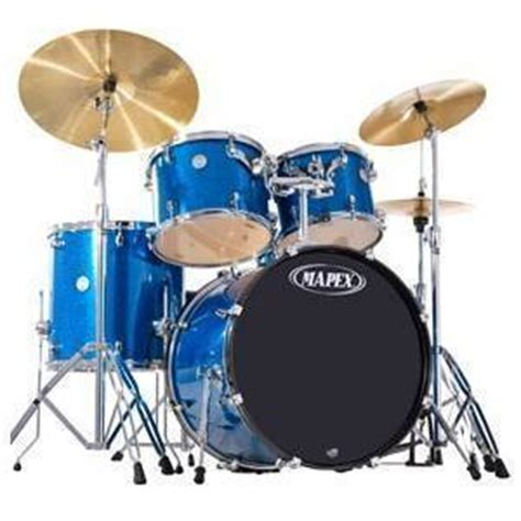Mapex Horizon Standard 5 Pcs mapex horizon hx pvc pop rock 5 drum kit with