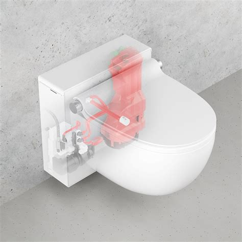 hygiene dusche wc lapreva dusch wc das hygiene wc unter den dusch wcs