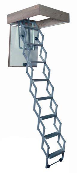 claraboya leroy escalera escamoteable tijera aluminio ref 169801 leroy