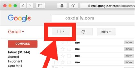 how to delete all emails from mail in how to delete all emails in a gmail account