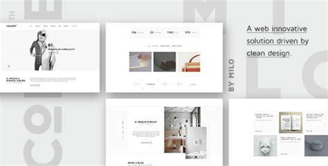 themeforest design concept design driven multipurpose html5 template by