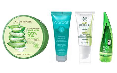 Wardah Hydrating Aloe Vera Gel Untuk Kulit Berjerawat review masker wardah untuk mengatasi review wardah