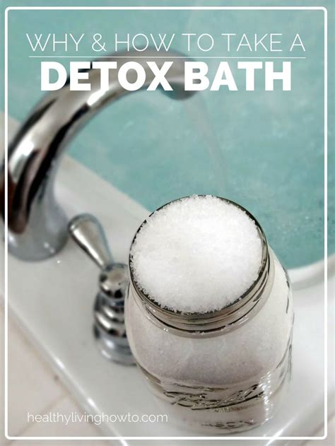 Light Headed From Detox Bath by Detox Bath Why And How Detox Baths Detox And Bath