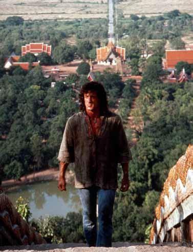rambo film location sylvester stallone as john rambo in quot rambo iii quot the