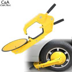 Trailer Tire Boot Lock 2016 New Arrival Wheel Lock Cl Boot Tire Claw Auto