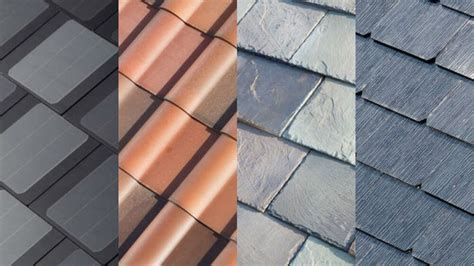 the new tesla solar roof tiles look awesome exact