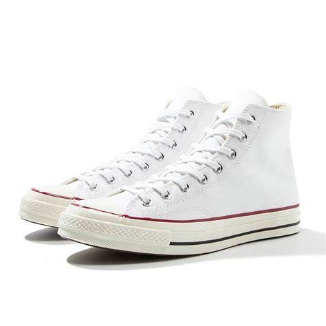 converse ct 70s high black white converse ctas 70 hi white egret black bei kickz