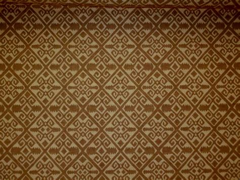 Mexican Upholstery Fabric by Insignia Color Tobacco