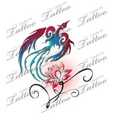 tattoo phoenix lotus phoenix tattoo designs phoenix wings tattoo designs