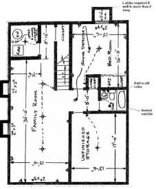 How To Draw A Basement Floor Plan by Basement Finishes City Of Longmont Colorado