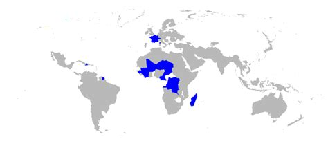 official speaking countries immersion in a francophone country frenchcrazy