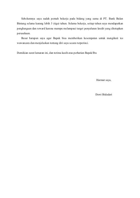 contoh surat lamaran kerja xtmxady 2