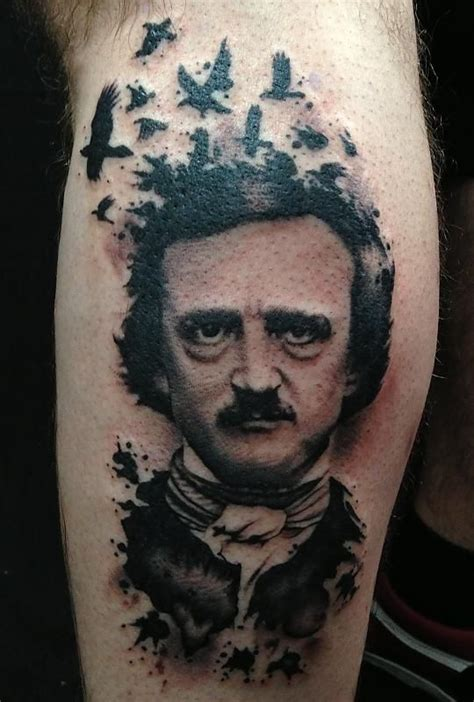 poe tattoo ideas  pinterest edgar allan poe  deep quotes  poe quotes