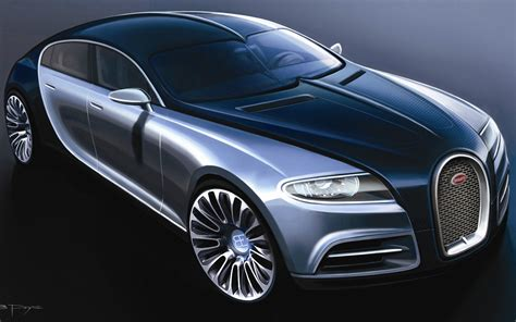 Bugatti 16 C Galibier Concept Wallpaper High Definition