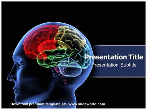 Neurology Powerpoint Template   SlideWorld
