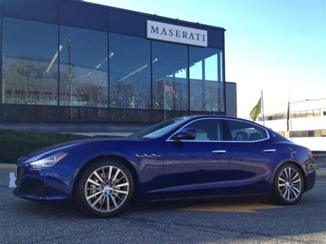 Maserati Starting Price by Maserati Goes Mainstream With 66 000 Ghibli Luxury Sedan