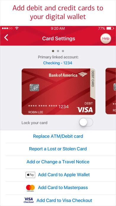 america mobile bank of america mobile banking on the app store