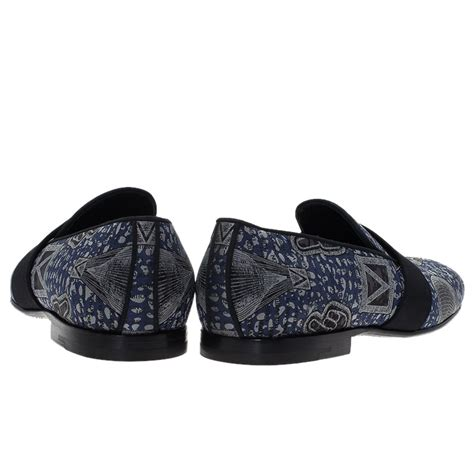 blue louis vuitton loafers louis vuitton blue air balloon embroidered loafers