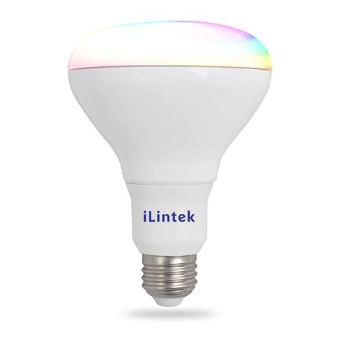 Multicolor Led Light Bulb Br30 E26 Smart Led Light Bulb Dimmable Ble Mesh Multicolor Le 174