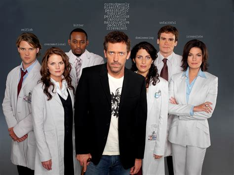 house tv series james wilson house md