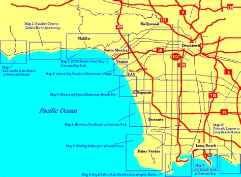 louisiana map beaches map of beaches in los angeles indiana map