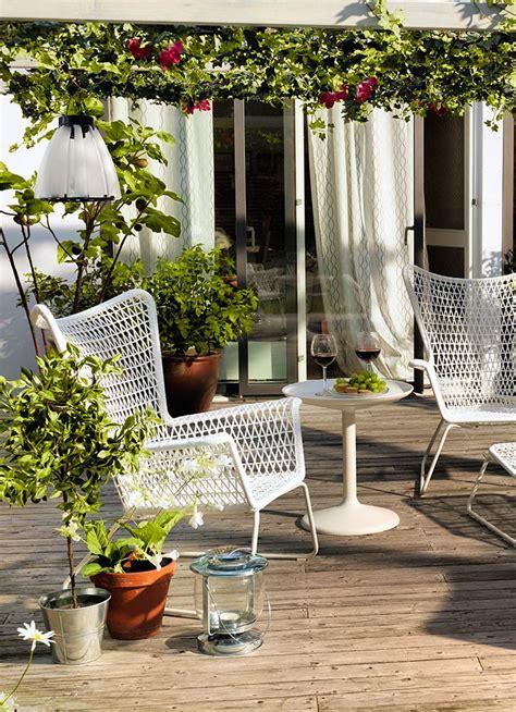 lade a terra ikea curso c 243 mo elegir los muebles de tu terraza ikea