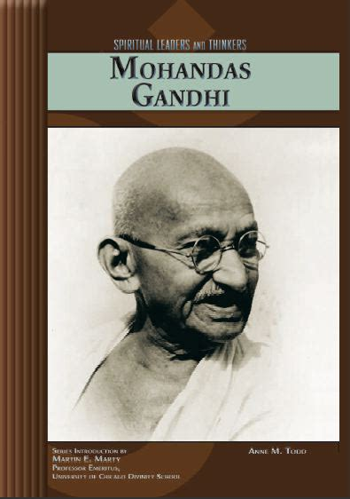 gandhi biography audiobook mohandas gandhi a chelsea house title by anne m todd