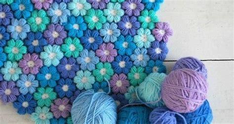 creare un tappeto tutorial per creare un tappeto floreale morbido e soffice
