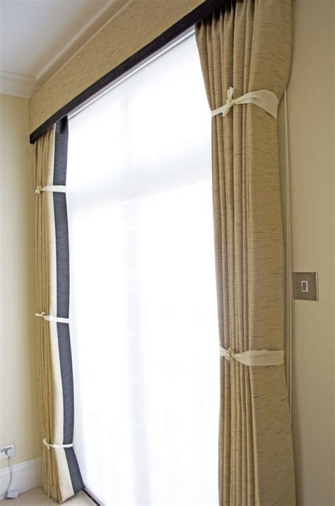 dressing curtain curtain hanging and dressing babic interiors