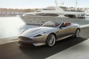 2013 Aston Martin Db9 Convertible Updated 2013 Aston Martin Db9 Pictures And Details