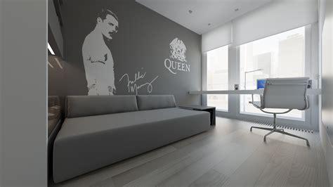 Mercury Room by Freddie Mercury Room Interior Design Ideas